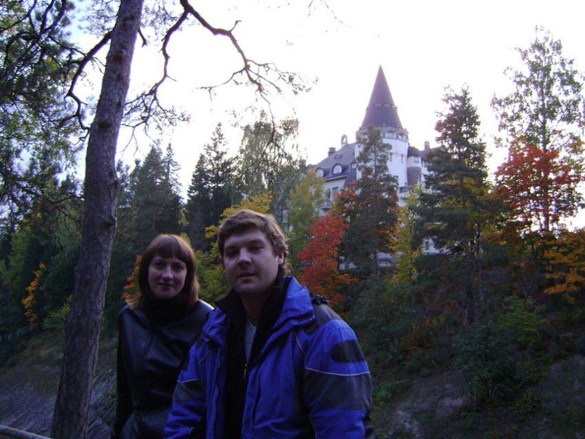 Финляндия, октябрь 2008г