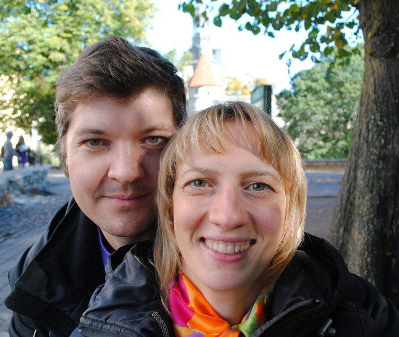 Таллинн, май 2010г