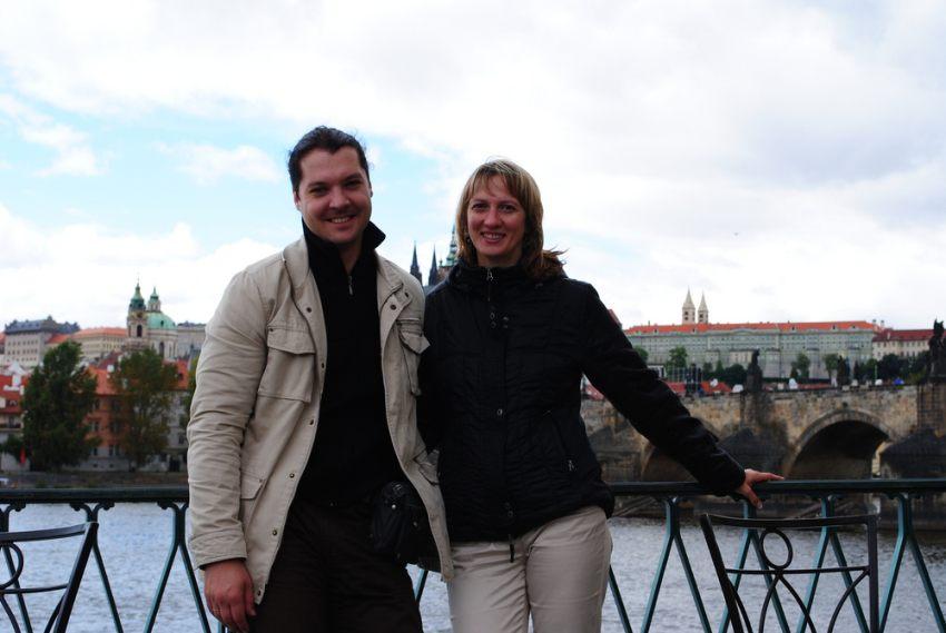 Прага, сентябрь 2010