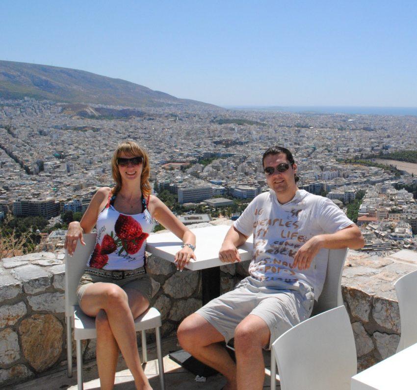 Афины, сентябрь 2010