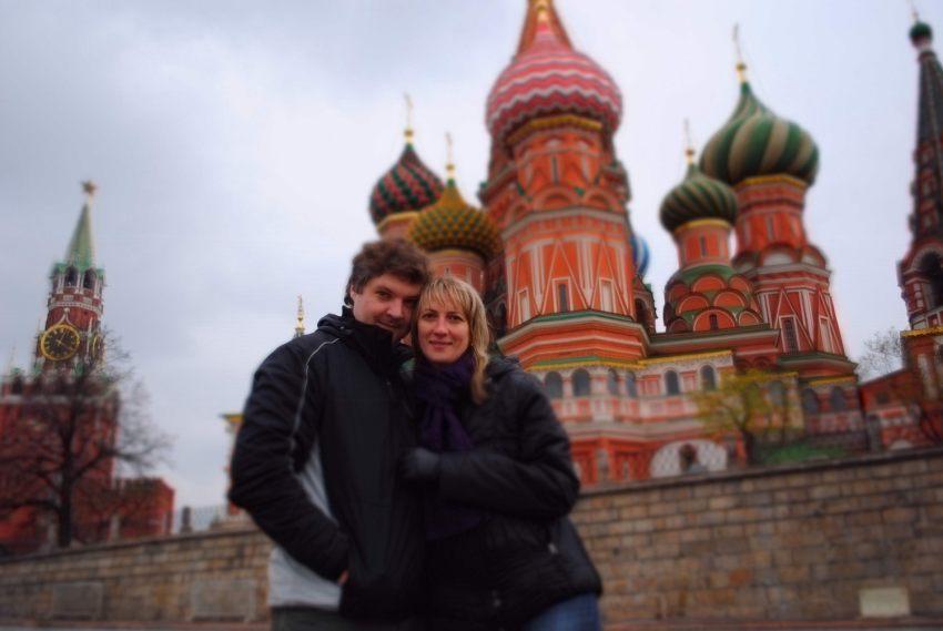 Москва, май 2013