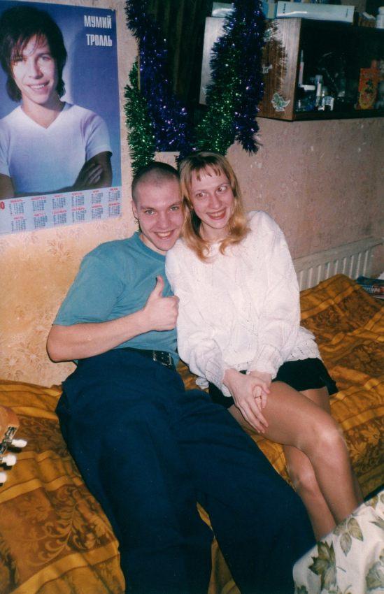 Питер, 8е Марта 2000г