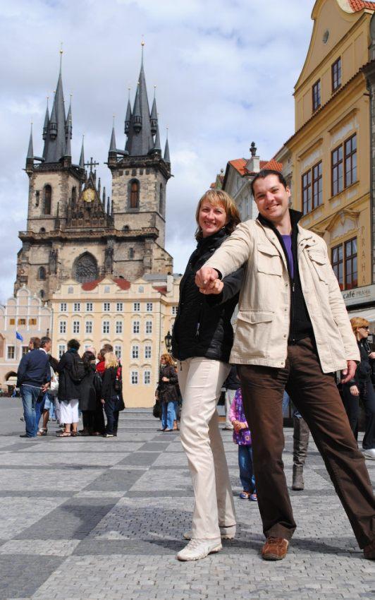 Прага 2010г.