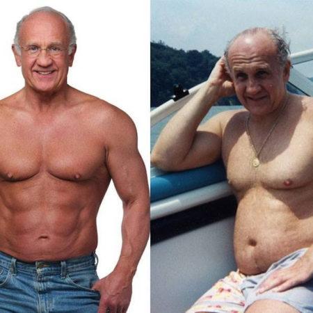 Здоровье на зависит от возраста