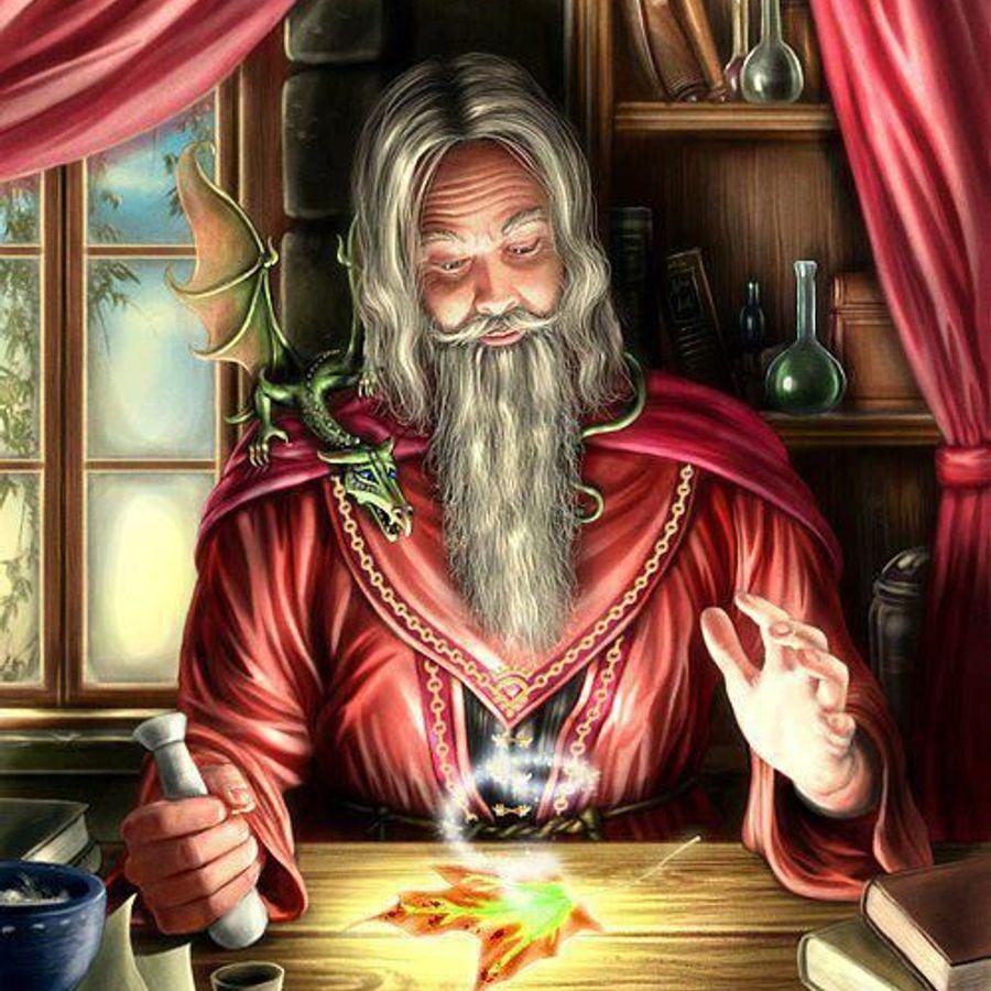 Ищите волшебника