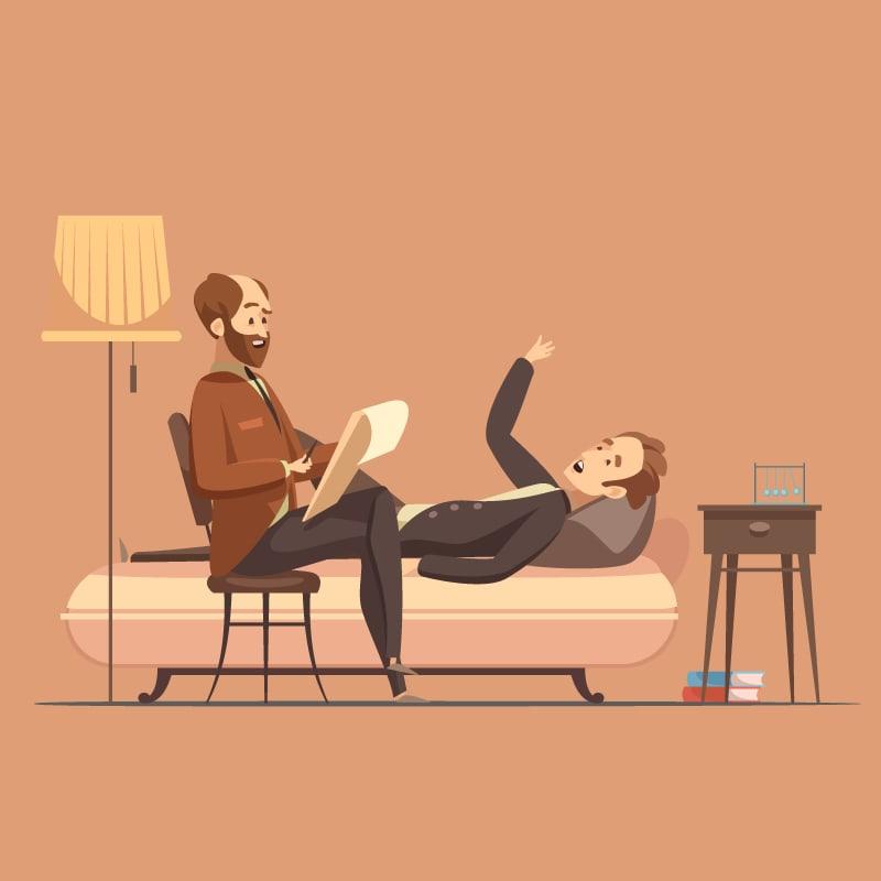 Как должна идти работа с психологом